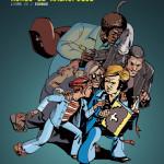 comic pages from the BD Mongo Le Magnifique